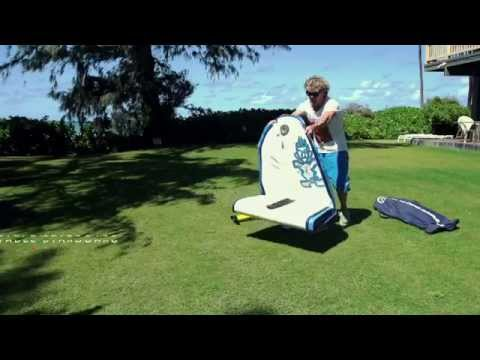 2015 Starboard WindSUP Inflatable - Action Video