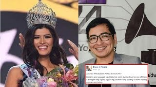 Video Beautiful Lawyer lectures Mariel De Leon:  Ang totoong reyna, hindi mapanglait. MP3, 3GP, MP4, WEBM, AVI, FLV November 2017