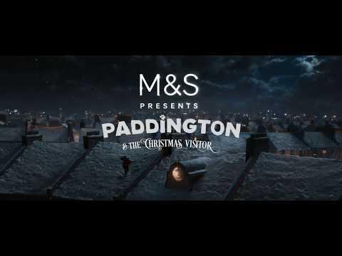 M&S Christmas TV Ad 2017 | Paddington & The Christmas Visitor #LoveTheBear