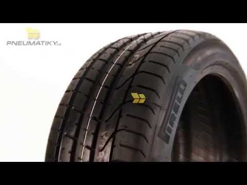 Youtube Pirelli P ZERO 245/35 ZR20 95 Y XL FR Letní