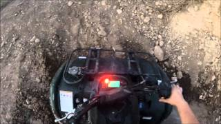7. GOPRO 2004 Yamaha Grizzly 660