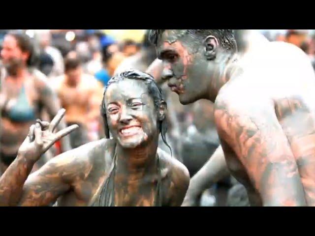 보령머드축제(국문) - 한류ibc