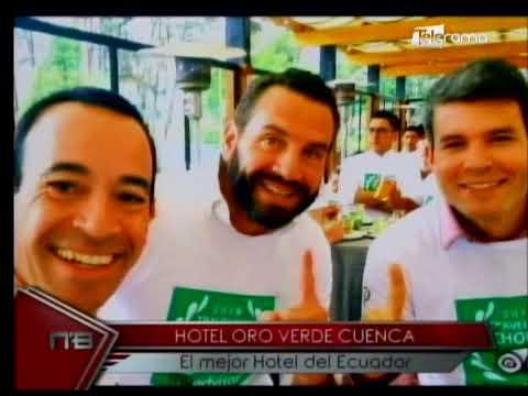Hotel Oro Verde Cuenca el mejor hotel del Ecuador