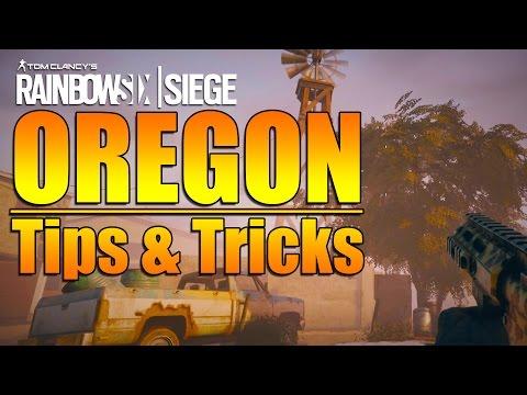 Rainbow Six Siege - In Depth: OREGON MAP Tips & Tricks
