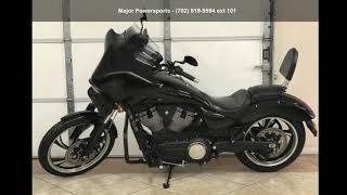 8. 2014 Victory Motorcycles® Vegas 8-Ball® Gloss Black