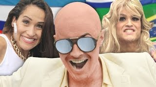 "Video Pitbull ft. Jennifer Lopez - ""We Are One"" (Ole Ola) [2014 World Cup Song] PARODY MP3, 3GP, MP4, WEBM, AVI, FLV Juni 2018"