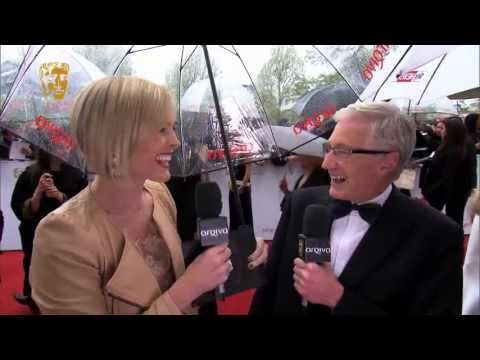 o'grady - Paul O'Grady talks to Jenni Falconer on the red carpet at the Arqiva British Academy Television Awards in 2013. More Television Awards features here: http://...