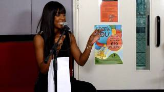 """Kelly Rowland """"Commander"""" (Acoustic) LIVE at Radio 1 Live Lounge"""