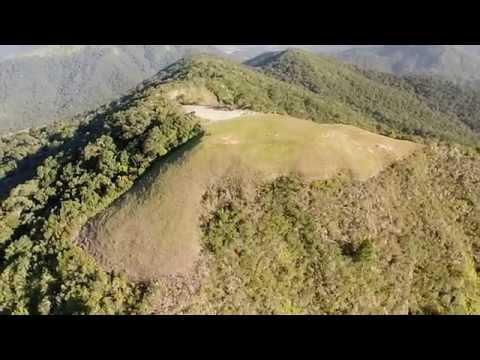 Voo com Drone no Morro Queimado - Santo Amaro da Imperatriz - SC