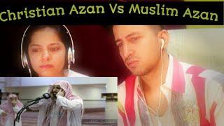 Video Sindhi REACTION ON The Christian Azan VS The Muslim Azan MP3, 3GP, MP4, WEBM, AVI, FLV September 2019