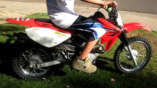 9. CRF 80 F honda for SALE