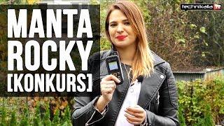 Manta Rocky TEL92413 - test [KONKURS]