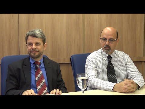 Marcelo Lamy e Luciano Pereira falam sobre o curso de Políticas Públicas