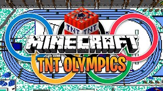 Minecraft TNT Olympics 2020