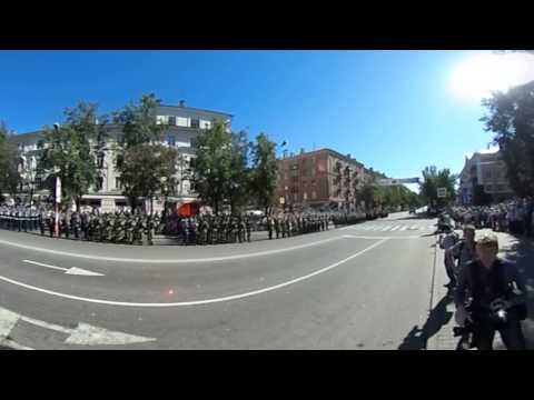 ВЛуки.ру: Приём парада на 850-летие города 360°