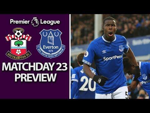 Video: Southampton v. Everton | PREMIER LEAGUE MATCH PREVIEW | 1/19/19 | NBC Sports