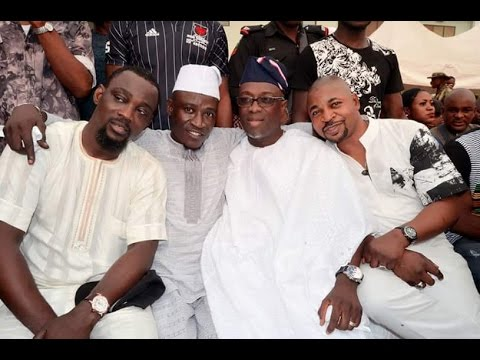 Pasuma & Osupa Reunion @ Muri Thunder's Mother Burial Ceremony