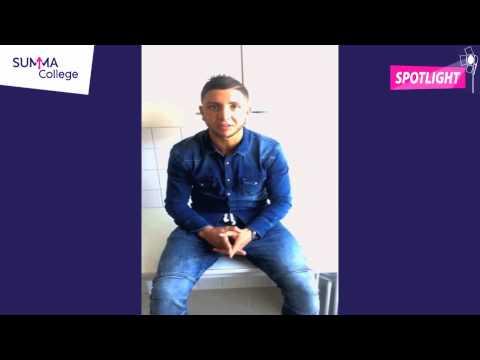 Summa College: Jong PSV-speler Mohamed Rayhi