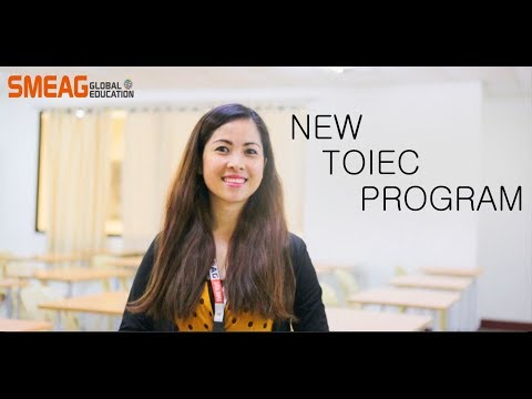 Learning English] English Academy in Cebu, Philippines : New TOIEC Program