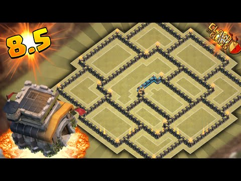Watch videos of th 9 war base no xbows