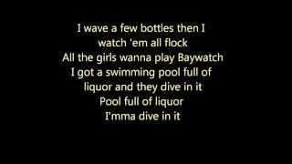 Swimming Pools - Kendrick Lamar LYRICS