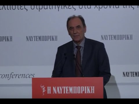 Ο Γ. Σταθάκης στο 2ο Συνέδριο Επιχειρηματικότητας της «Ν»