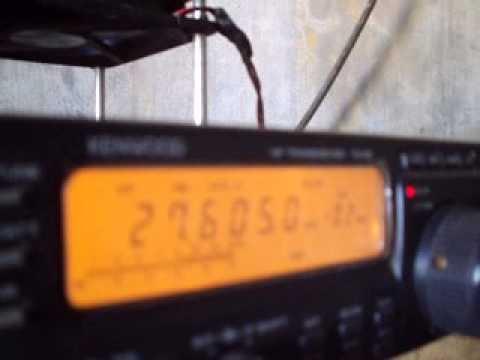 Grupo MUTUM de Rádio Expedição - BARRO ALTO/GO - PART 05
