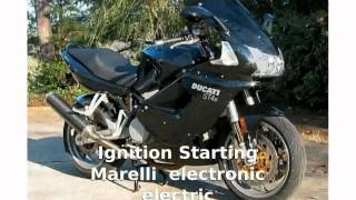 3. Ducati ST4S -  Specification Info