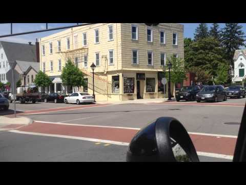 Hingham - Short video of drivers ignoring traffic signs in downtown Hingham, MA. These include stop signs and stop lines. It's quite amazing.