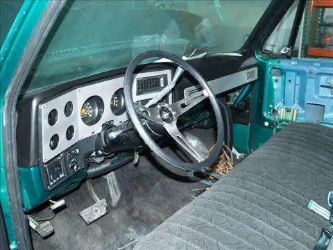Her 1974 Truck