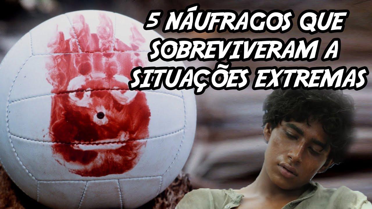 5 náufragos que sobreviveram a situações extremas