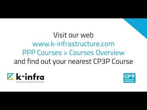 Jeff Delmon: CP3P webinar Understanding PPP Frameworks