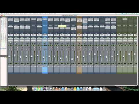 Mixing With Stock Plugins – TheRecordingRevolution.com