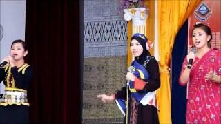 Video Pertandingan Puisi dan Lagu Negeri Sabah Tahun 2011 PART 1