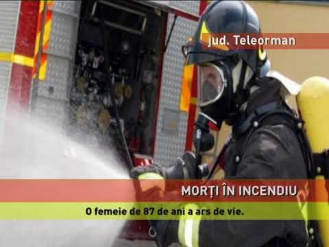 Incendiu într-o locuință din județul Botoșani! Un bărbat a murit
