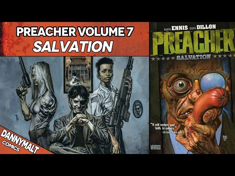 Preacher - Volume 7: Salvation (1999) - Full Comic Story & Review