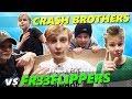 Gör VOLTER n KROSSAR med FR33FLIPPERS! | Crash Brothers
