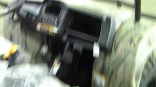 5. John Deere Gator XUV 620i Limited Edition Camo EFI V-twin