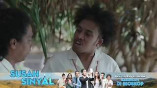 Video SUSAH SINYAL - BLOOPERS Part 3 MP3, 3GP, MP4, WEBM, AVI, FLV Januari 2018
