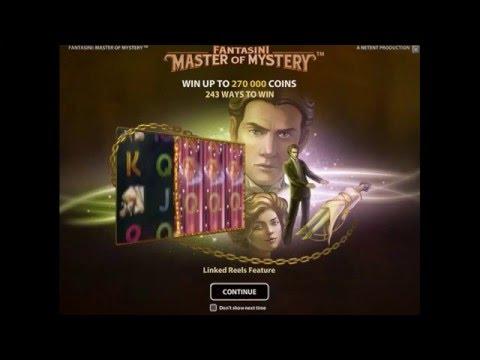 Fantasini: Master of Mystery™ - Desktop
