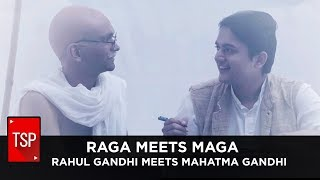 Video TSP || Rahul Gandhi meets Mahatma Gandhi MP3, 3GP, MP4, WEBM, AVI, FLV Maret 2018