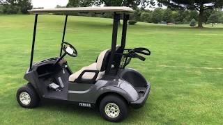 3. 2018 Yamaha Drive 2 DC Electric Carbon