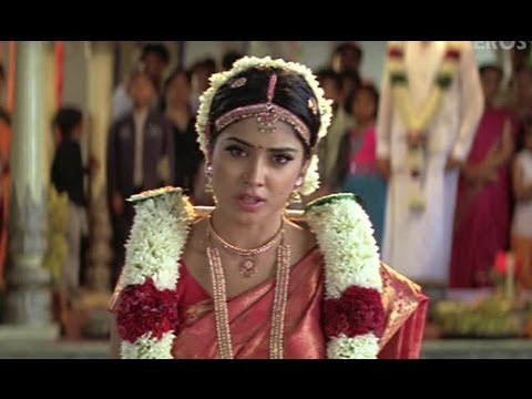 Dhanush Fights Prakash Raj To Marry Shriya - Thiruvilayadal Arambam