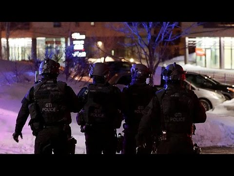 Ένοπλοι άνοιξαν πυρ σε τέμενος στο Κεμπέκ