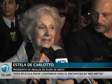 """""""Verdades Verdaderas"""", La Vida de Estela de Carlotto"""