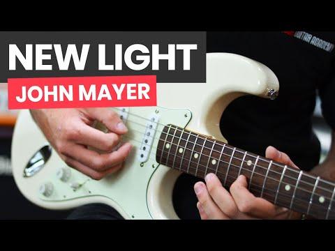 gratis download video - New-Light-John-Mayer-Guitar-Lesson--How-To-Play-New-Light-by-John-Mayer