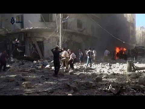 Εγκλήματα πολέμου στην Συρία καταγγέλλει ο ΟΗΕ
