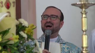 Missa em Louvor a Nossa Senhora do Carmo, e comemoração dos 10 da inauguração da Igreja - 16/07/2017 - Parte 2/3 - Ato...