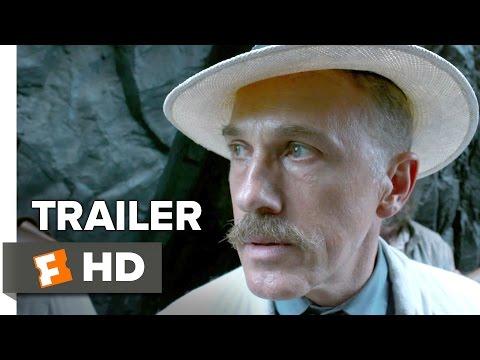 The Legend of Tarzan Official Teaser Trailer #1 (2016) - Alexander Skarsgård, Margot Robbie Movie HD