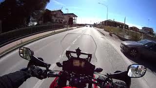 8. Honda Cb500x - 35kw Acceleration & Updates